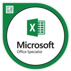 MOS Excel Associate