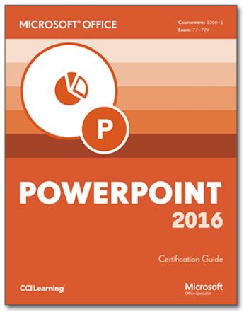 MOS PowerPoint Associate, MOS PowerPoint Associate MO-300