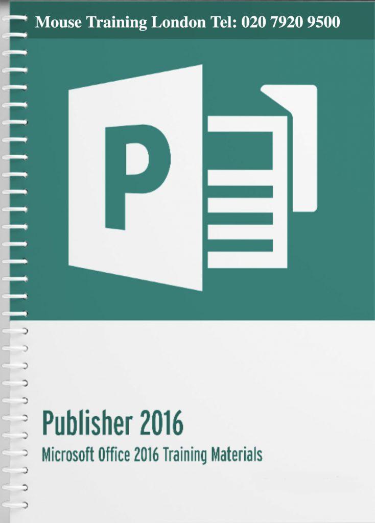 Publisher training courses, Microsoft Publisher Training Courses in London