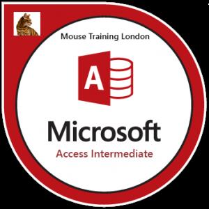 Access intermediate Training Courses, Microsoft Access intermediate Training Courses