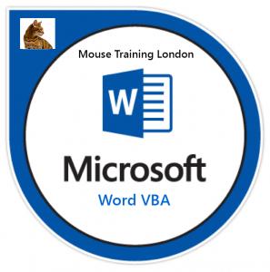 , Microsoft Word VBA Training Course in London